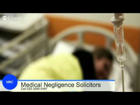 Medical Negligence Solicitors London