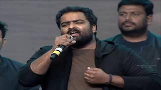 Video Singer Kala Bhairava Terrific Live Performance @ Aravindha Sametha Pre Release Event MP3, 3GP, MP4, WEBM, AVI, FLV November 2018