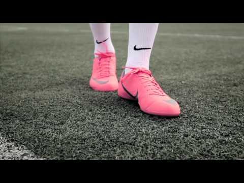 Nike_Mercurial_Video - Pour exister sur le terrain il faut être rapide. Pour le dominer, il faut la vitesse explosive. Dans un match capital pour la victoire finale en SerieA, El S...