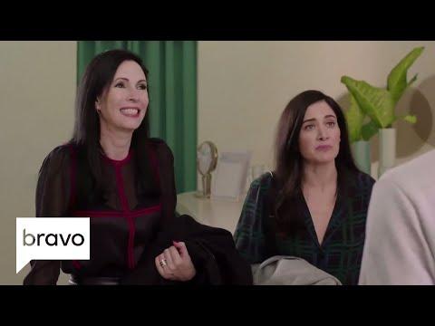 Odd Mom Out: Jill and Vanessa Try the Vampire Spa Treatment (Season 3, Episode 6) | Bravo
