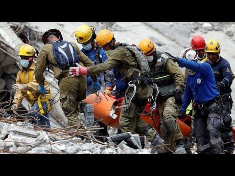 Πένια Νιέτο: Οι επιχειρήσεις διάσωσης θα συνεχιστούν