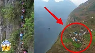Video Desa di Atas Awan ini Terisolasi Dari Dunia, Ternyata begini Kehidupan Para Penduduknya!! MP3, 3GP, MP4, WEBM, AVI, FLV Mei 2019