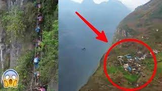 Video Desa di Atas Awan ini Terisolasi Dari Dunia, Ternyata begini Kehidupan Para Penduduknya!! MP3, 3GP, MP4, WEBM, AVI, FLV Maret 2019
