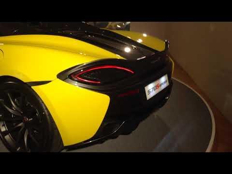 McLaren 570S Spider 吸睛登台 擦亮超跑迷雙眼