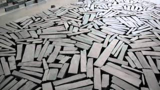 Richard Long at The Hepworth Wakefield