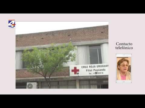 """Presidenta de la Cruz Roja Uruguaya: """"En estos nueve meses hemos cumplido con todo"""""""