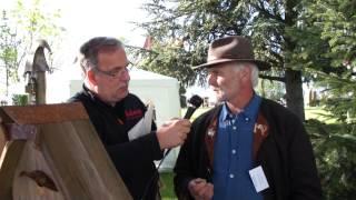 #631 Gartentage Lindau 2012 - Handgefertigte Vogelhäuschen Teil 1