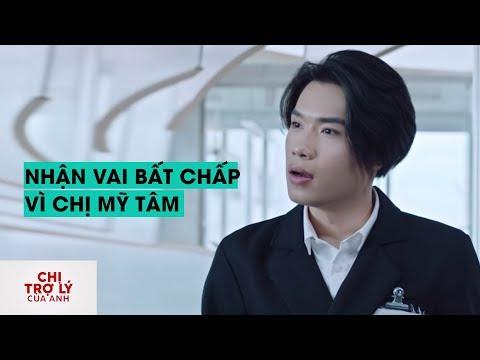 Vì Mỹ Tâm, Quang Trung nhận vai mà không cần biết kịch bản - Thời lượng: 3:42.