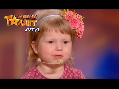 Гениальная 2-летняя девочка знает все столицы мира! Шок! (видео)