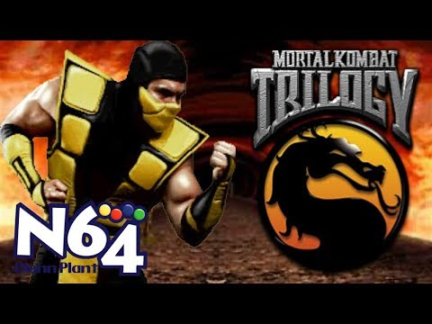 mortal kombat trilogy nintendo 64 rom download