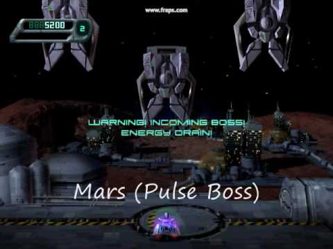 space invaders playstation bosses