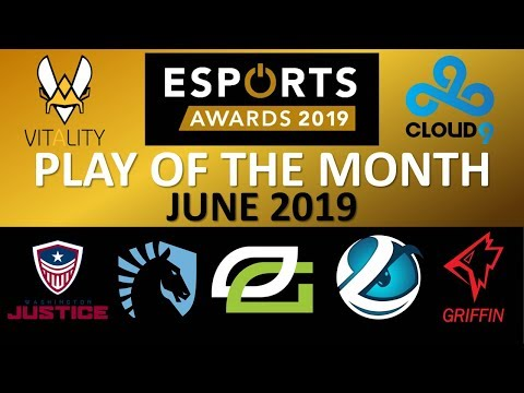 The GREATEST Play In Esports?? *VOTE NOW* Esports Awards Play Of The Month JUNE 2019