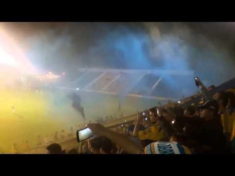 Entrada em Campo Pelotas - Final Copa Luiz Fernando Costa - 22/10/15 - Unidos por uma Paixão - Pelotas