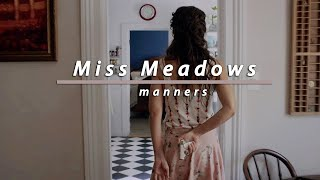 Nonton miss meadows l manners Film Subtitle Indonesia Streaming Movie Download