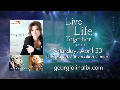 Amy Grant - Life Live Together Tour