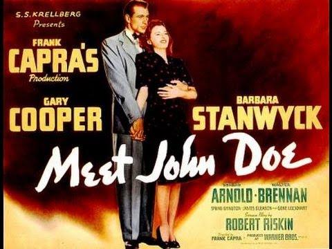 Poznajcie Johna Doe / Obywatel John Doe - Meet John Doe