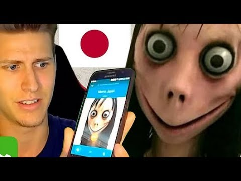 The terrifying 'Momo suicide challenge'