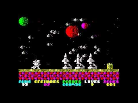 Exolon ZX Spectrum