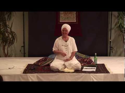 Kriya for the Lymphatic System with Sat Dharam Kaur N.D.