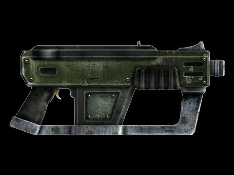 Wasteland Weaponistics Ep3 S1 - 12.7mm SMG. Fallout lore.