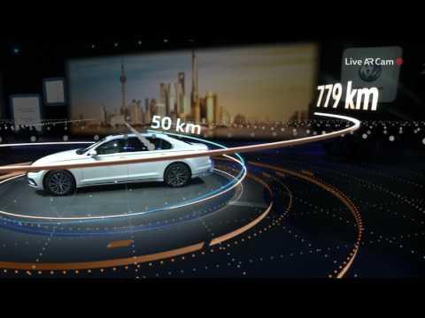 「中國限定」VW 節能「旗艦」,上海車展正式發表!