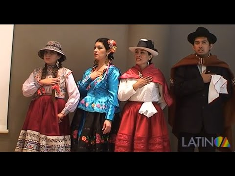 Himno Nacional Peru – Fiestas Patrias en Paris