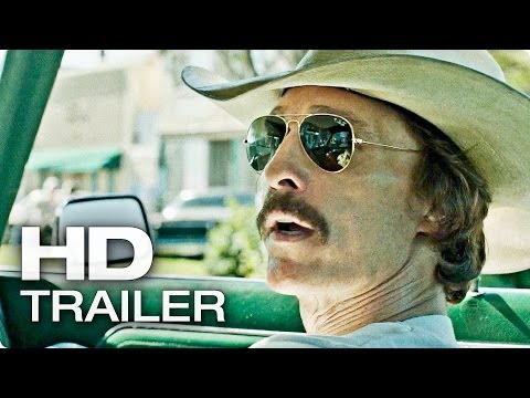 Buyer's - Offizieller DALLAS BUYERS CLUB HD Trailer 2014 (German / Deutsch) | Matthew McConaughey Movie Trailer (OT: Dallas Buyers Club) Kinostart: 6 Feb 2014 |➤ Abonn...