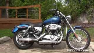 6. Used 2005 Harley Davidson Sportster 1200 Custom