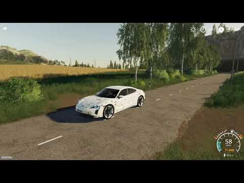 2020 Porsche Taycan Turbo S v1.0