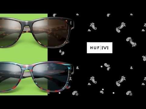 HUF x IVI   Spring/Summer 2013 Standard Sunglasses