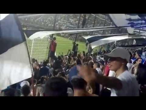 Hinchada de Q.A.C - Quilmes Vs. Racing . - Indios Kilmes - Quilmes