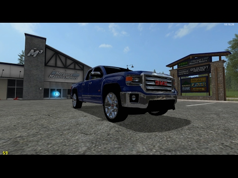 GMC Sierra V1.0