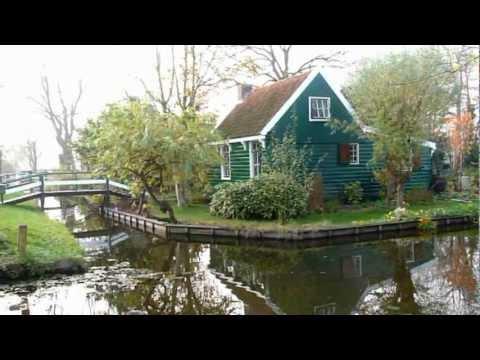 Haaldersbroek a typical Dutch hamlet / Haaldersbroek de parel van Zaanstad