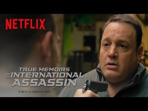 True Memoirs of an International Assassin - Clip: Get in the Game - Netflix