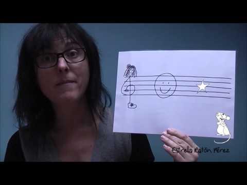 Cuento infantil: SOL-MI (pentagrama, clave de sol, notas musicales) de Estrella Ramon.