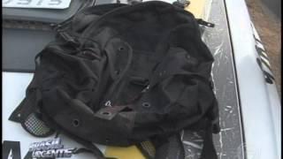 Bandidos tentam roubar ônibus e são surpreendidos pela PM em Sertanópolis (06/07)