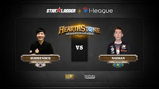 Naiman vs Surrender, game 1