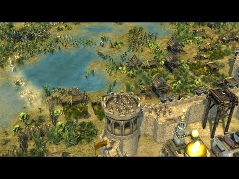 HispaSolutions.com - Stronghold Crusader 2 Dvd carátula