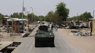 Nigerian Town Liberated From Boko Haram