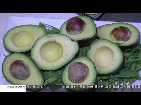 아보카도 열풍, '건강한 음식'이 대세 5.30.17 KBS America News