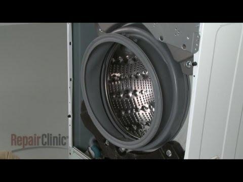 Door Boot Seal (part #4986ER0004F) – LG/Kenmore Washer Repair
