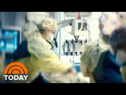 As US Coronavirus Deaths Top 300,000, Hospitals Are Deluged With Patients | TODAY