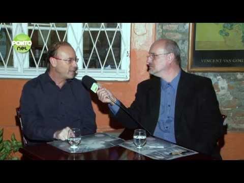 Eduardo Keller Saadi é entrevistado por Ricardo Orlandini