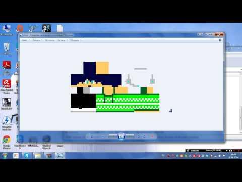 Смотреть Как поменять скин в Mинекрафт пиратка видео онлайн бесплатно без смс и регистрации - colourvideo.ru