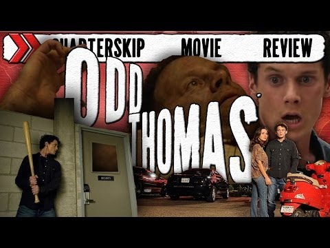 Odd Thomas (2013) Movie Review... With a Twist [HD]