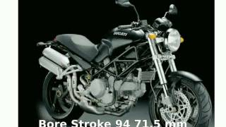 10. Ducati Monster S2R 1000 Details & Info