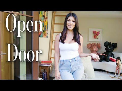 Inside Kourtney Kardashian's Kids' Playhouse | Open Door | Architectural Digest
