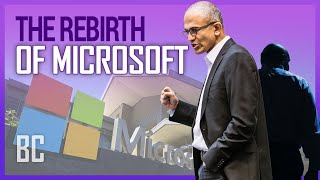Video The Rebirth Of Microsoft - How Satya Nadella Saved It (Or Did He?) MP3, 3GP, MP4, WEBM, AVI, FLV September 2019