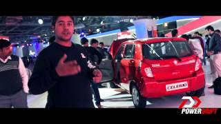 New Maruti Suzuki Celerio: First Look