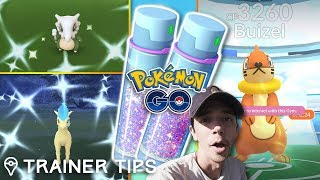 DOUBLE STARDUST EVENT, NEW GEN 4 POKÉMON, NEW SHINY POKÉMON (Pokémon GO) by Trainer Tips